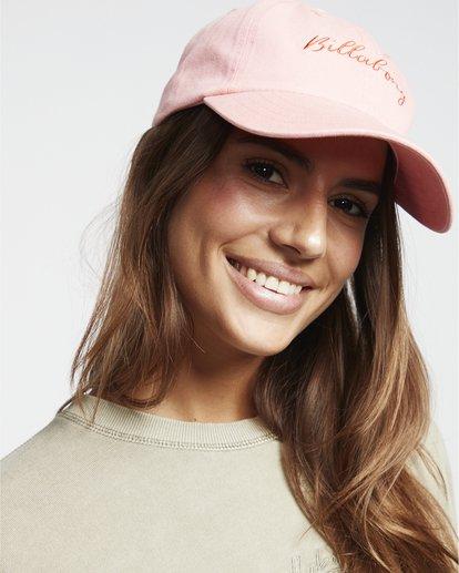 0 Essential Cap - Cap für Damen Rosa S9CM02BIP0 Billabong