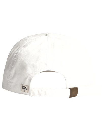 5 Legacy Club - Baseball Cap for Women Beige S9CM04BIP0 Billabong