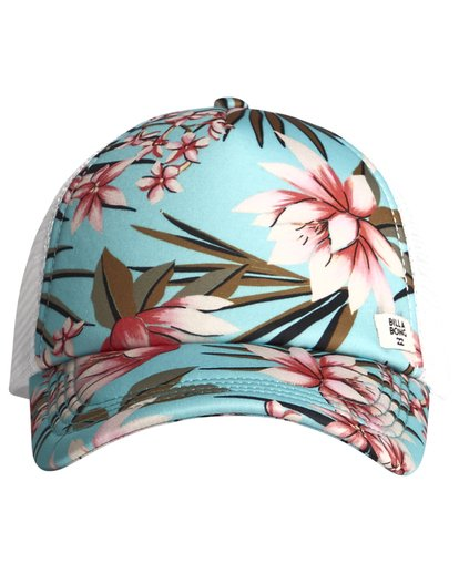 4 Heritage Mashup - Gorra de visera curvada para Mujer Azul S9CT01BIP0 Billabong