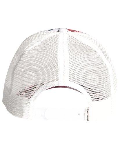 5 Heritage Mashup - Gorra de visera curvada para Mujer Blanco S9CT01BIP0 Billabong