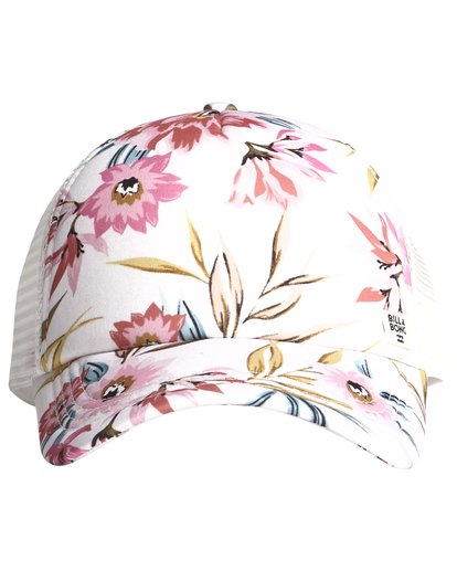 4 Heritage Mashup - Gorra de visera curvada para Mujer Blanco S9CT01BIP0 Billabong
