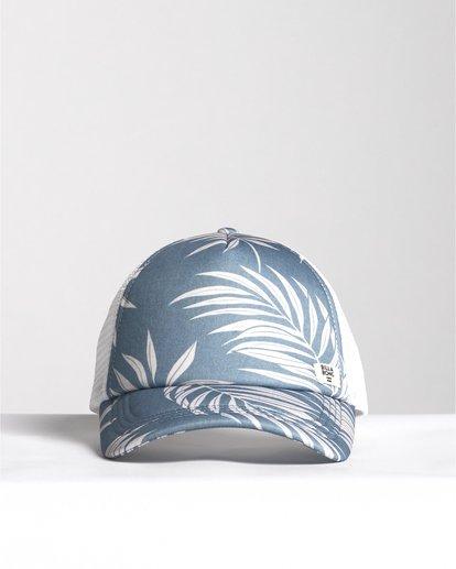 1 Heritage Mashup - Gorra de visera curvada para Mujer  S9CT01BIP0 Billabong