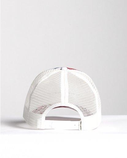 2 Heritage Mashup - Gorra de visera curvada para Mujer Blanco S9CT01BIP0 Billabong