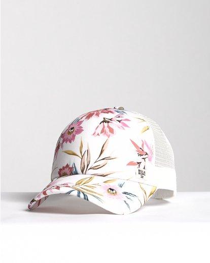 3 Heritage Mashup - Gorra de visera curvada para Mujer Blanco S9CT01BIP0 Billabong