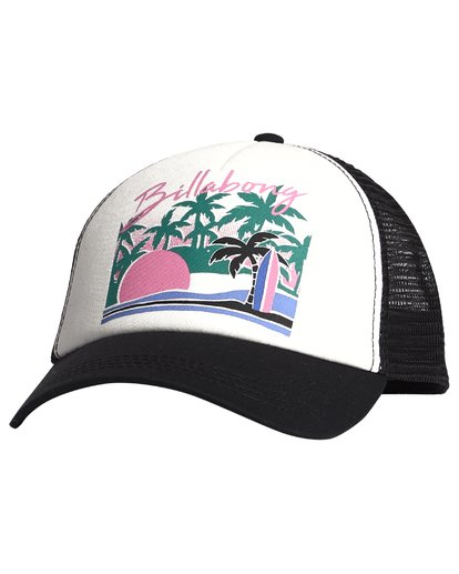 7 Aloha Forever - Gorra de visera curvada para Mujer  S9CT03BIP0 Billabong