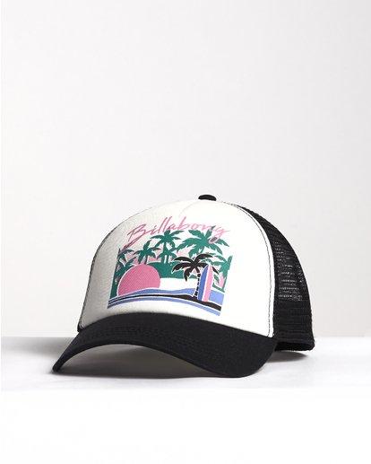 3 Aloha Forever - Gorra de visera curvada para Mujer  S9CT03BIP0 Billabong