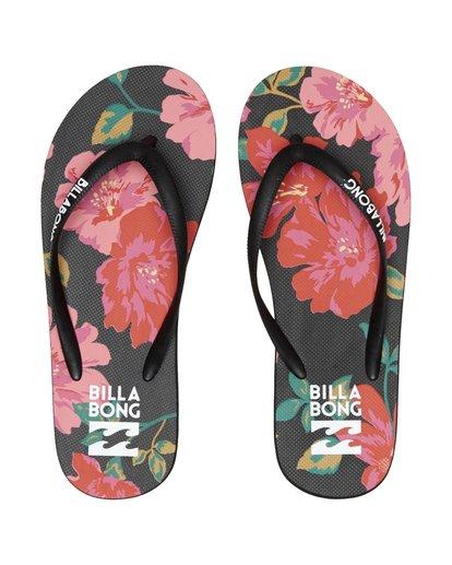 7 Dama - Flip-Flops für Damen Rosa S9FF02BIP0 Billabong