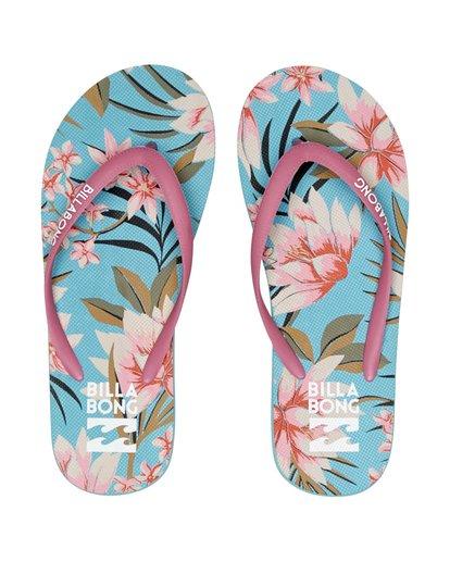 7 Dama - Flip-Flops für Damen Blau S9FF02BIP0 Billabong