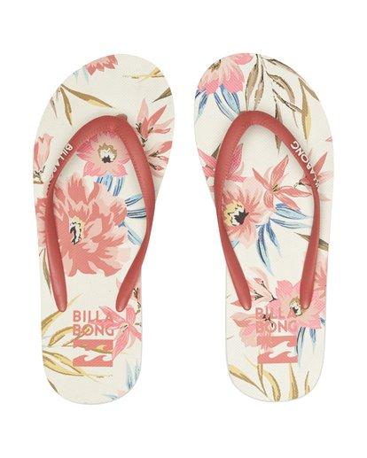 7 Dama - Flip-Flops for Women White S9FF02BIP0 Billabong