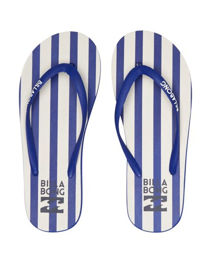 7 Dama - Flip-Flops for Women Blue S9FF02BIP0 Billabong