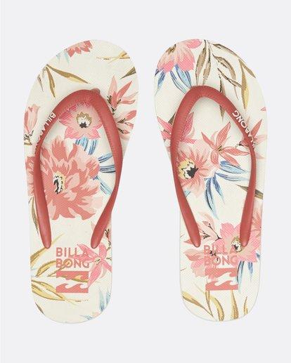 0 Dama - Flip-Flops for Women White S9FF02BIP0 Billabong