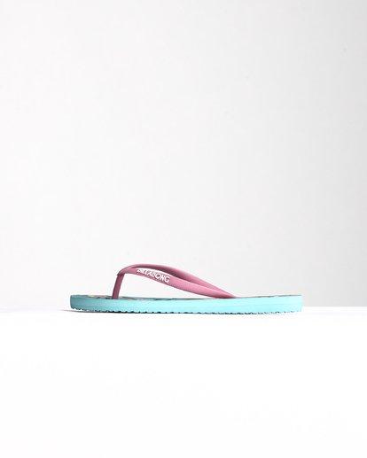 1 Dama - Flip-Flops für Damen Blau S9FF02BIP0 Billabong