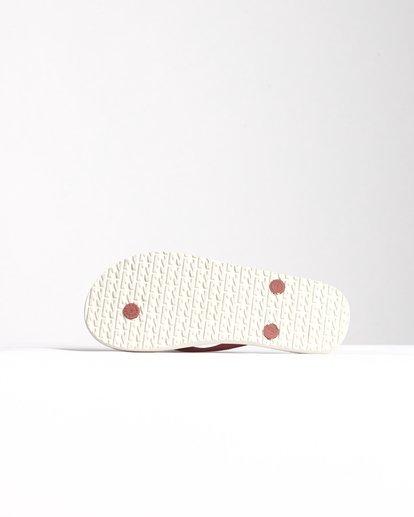 3 Dama - Flip-Flops for Women White S9FF02BIP0 Billabong