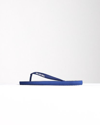 1 Dama - Flip-Flops for Women Blue S9FF02BIP0 Billabong