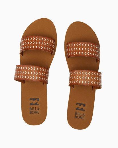 0 Odyssey - Slide Sandals for Women Beige S9FF10BIP0 Billabong