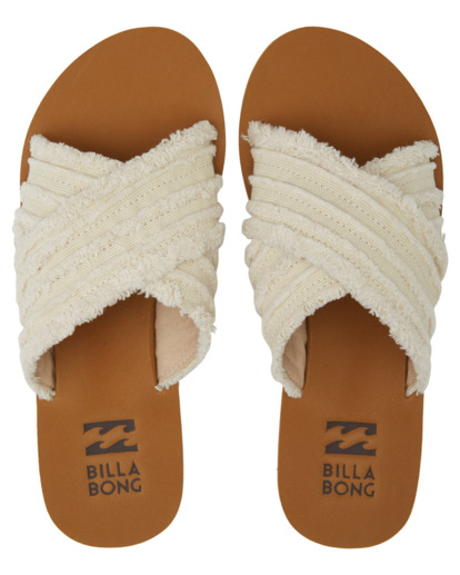 7 High Sea - Chanchas de tira para Mujer Beige S9FF12BIP0 Billabong