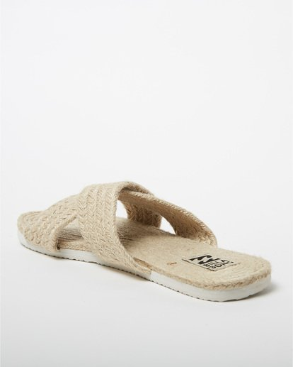 5 High Sea - Chanchas de tira para Mujer Beige S9FF12BIP0 Billabong