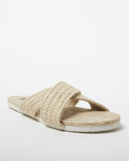 2 High Sea - Chanchas de tira para Mujer Beige S9FF12BIP0 Billabong