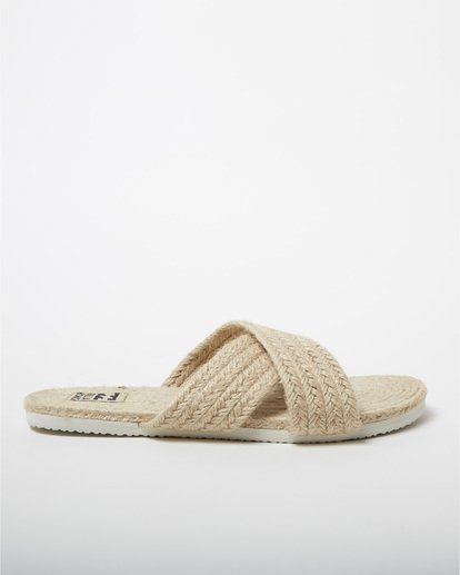 6 High Sea - Chanchas de tira para Mujer Beige S9FF12BIP0 Billabong