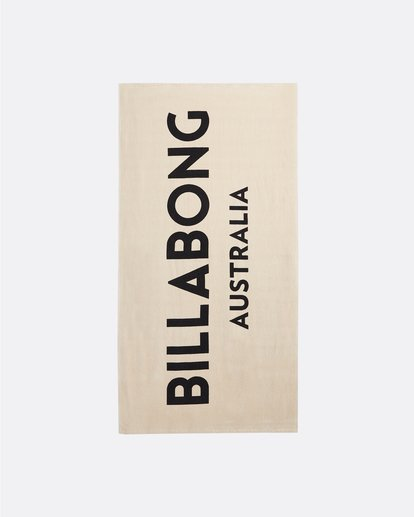 0 Legacy - Toalla para Mujer Beige S9TO02BIP0 Billabong