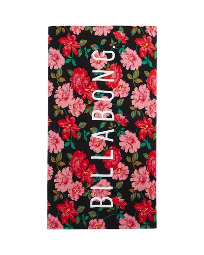 1 Lie Down - Badetuch für Damen Rosa S9TO05BIP0 Billabong