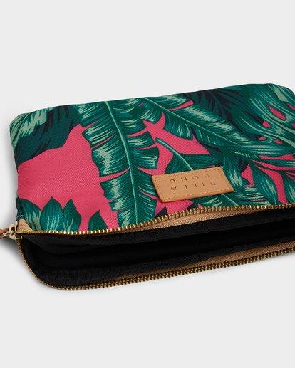 3 Boulevard Large Case - Brieftasche für Damen Schwarz S9WL02BIP0 Billabong