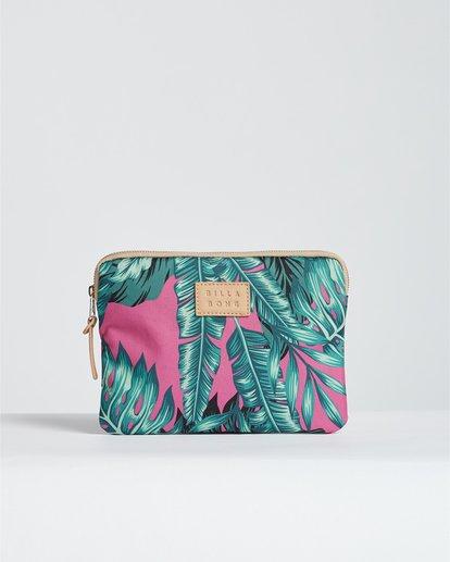 0 Boulevard Large Case - Brieftasche für Damen Schwarz S9WL02BIP0 Billabong