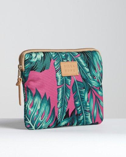 2 Boulevard Large Case - Brieftasche für Damen Schwarz S9WL02BIP0 Billabong