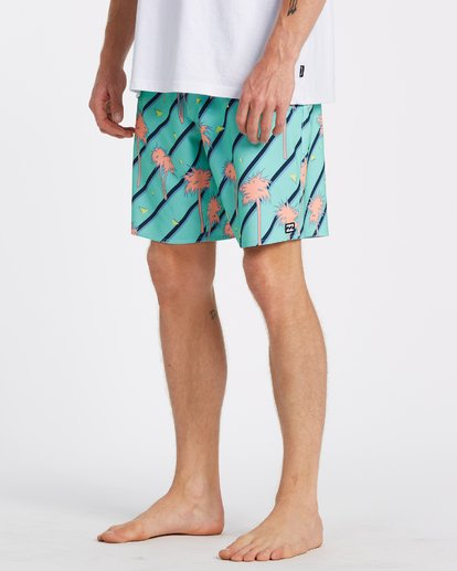 4 Sundays Pro - Board Shorts for Men Green T1BS13BIS0 Billabong