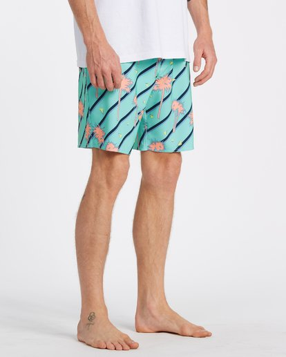 5 Sundays Pro - Board Shorts for Men Green T1BS13BIS0 Billabong