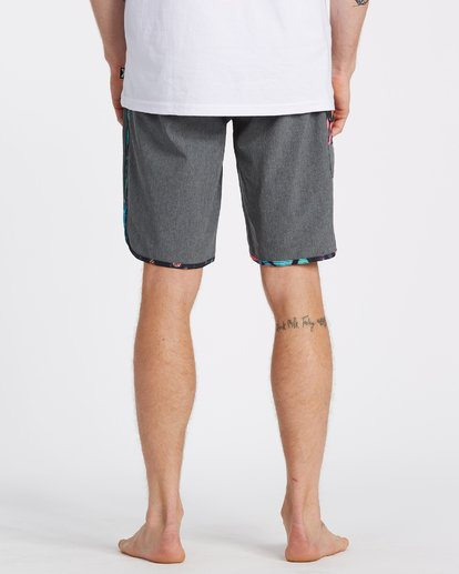 3 73 Pro - Board Shorts for Men Grey T1BS16BIS0 Billabong