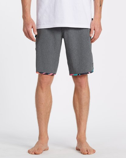 2 73 Pro - Board Shorts for Men Grey T1BS16BIS0 Billabong