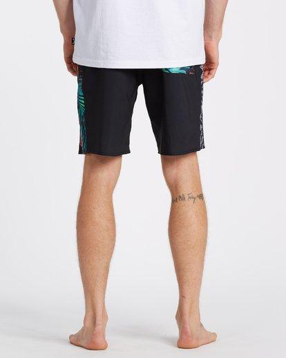 3 D Bah Pro - Boardshorts para Hombre Gris T1BS18BIS0 Billabong