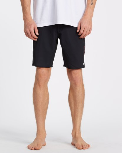 2 D Bah Pro - Board Shorts for Men Grey T1BS18BIS0 Billabong