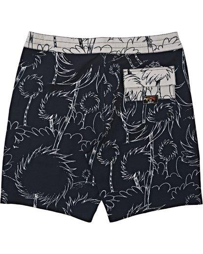 1 Lorax Sundays Low Tide - Board Shorts for Men Black T1BS28BIS0 Billabong