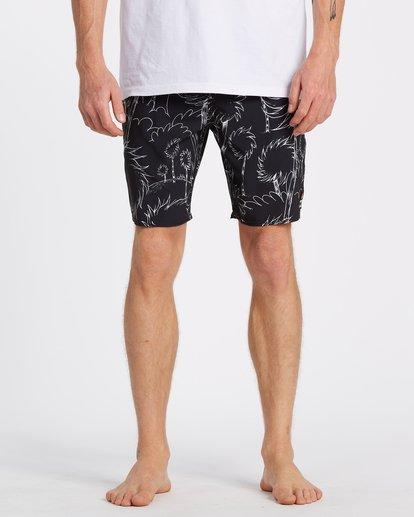 2 Lorax Sundays Low Tide - Board Shorts for Men Black T1BS28BIS0 Billabong
