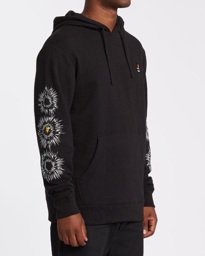 3 Speak For The Trees - Sudadera para Hombre Negro T1FL01BIS0 Billabong