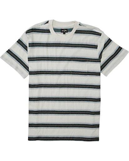 3 Hazer - T-Shirt für Männer Weiss T1JE11BIS0 Billabong