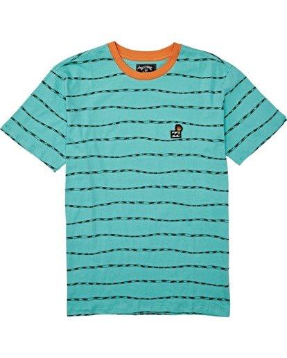 3 Truffula Trunk - T-shirt pour Homme Vert T1JE13BIS0 Billabong