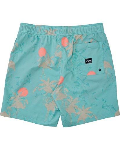 1 Sundays Layback - Swim Shorts for Men Green T1LB03BIS0 Billabong
