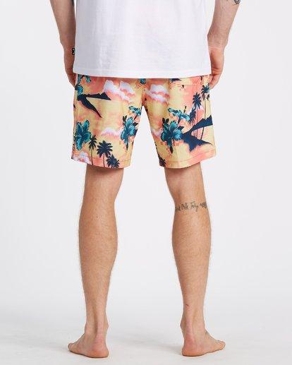 3 Sundays Layback - Swim Shorts for Men Multicolor T1LB03BIS0 Billabong