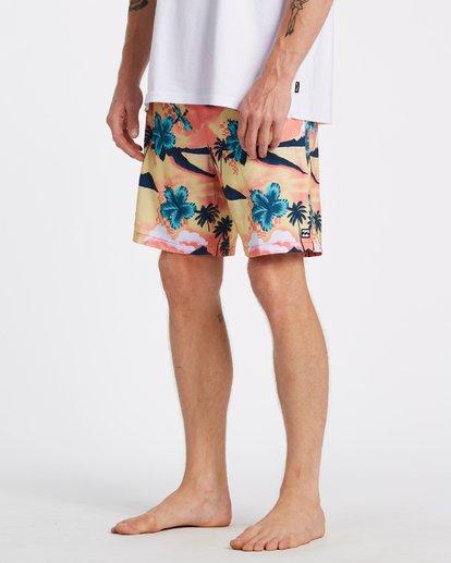 4 Sundays Layback - Swim Shorts for Men Multicolor T1LB03BIS0 Billabong