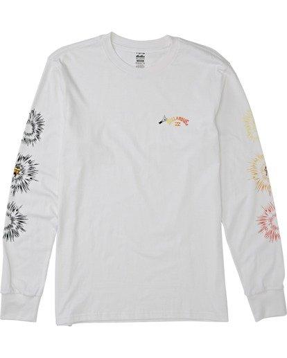 4 Speak For The Trees - Camiseta de manga larga para Hombre Blanco T1LS01BIS0 Billabong