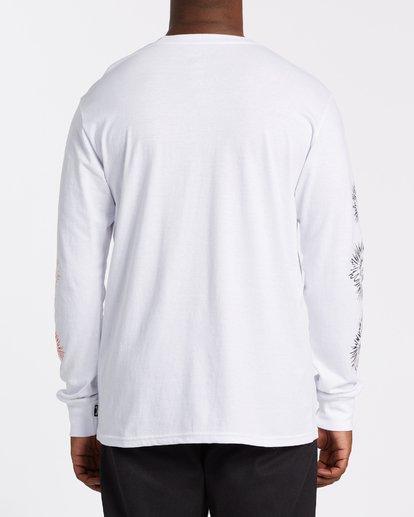 1 Speak For The Trees - Camiseta de manga larga para Hombre Blanco T1LS01BIS0 Billabong