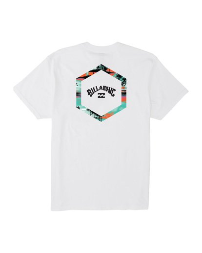 4 Access - T-Shirt für Männer Weiss T1SS10BIS0 Billabong