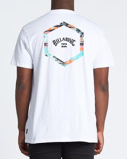 1 Access - T-Shirt für Männer Weiss T1SS10BIS0 Billabong