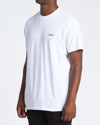 2 Access - T-Shirt für Männer Weiss T1SS10BIS0 Billabong