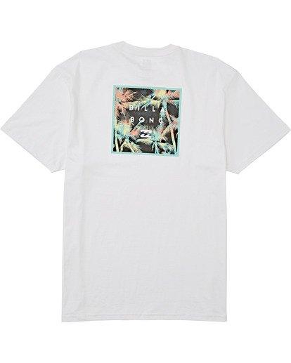 4 Stacked - T-Shirt für Männer Weiss T1SS11BIS0 Billabong
