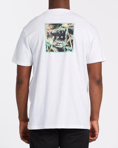 1 Stacked - T-Shirt für Männer Weiss T1SS11BIS0 Billabong
