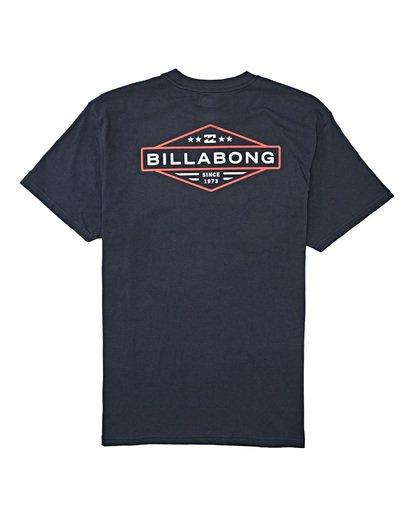 1 Autoshop - T-Shirt für Männer Blau T1SS12BIS0 Billabong